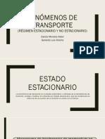 Fenómenos de Transporte