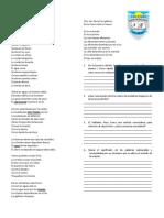 Guía Práctica Corta, Poema La Ciudad, 2018
