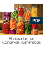 Elaboracion Conservas Alimenticias