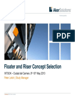 1 AkerSolutions Floater and Riser Concept
