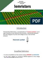 Memristors