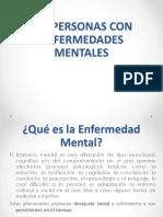 Pps Las Enfermedades Mentales Completa (Version de Curso)