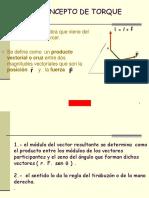 TORQUE DE UNA FUERZA - 1.ppt