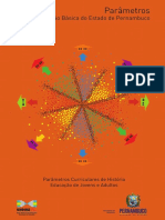 Parametros da Educação EJA Pernambuco.