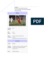 Tesis Del Futbol