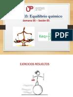 MC_PPT_Sem 05_Ses 05_Ejercicios Resueltos Equilibrio Químico.ppt