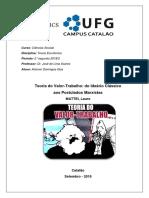 05-Ficha Teorioa Do Valor Do Trabalho MATTEI, Lauro