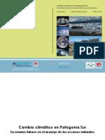 Inta Libro Cambio Climatico en Patagonia Sur
