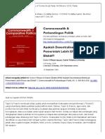 Does Decentralisation Make Efficiency.en.Id (Recovered) (Recovered) (Recovered) (Recovered) (Recovered)