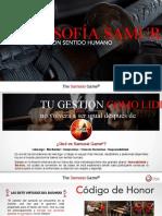 Samurai Game_Presentacion Ejecutiva_2017 TTF