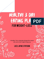 3 Day Eating Plan - Liezl Jayne Strydom.pdf