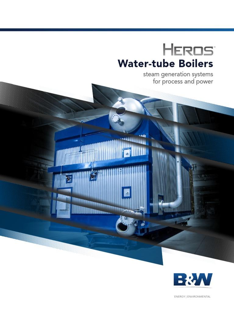 E101-3240 - Heros Industrial Boilers Refresh | Boiler | Natural Gas