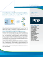EoD Data Sheet