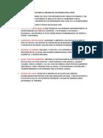Proyecto Para La Mejora de Los Penales en El Perú