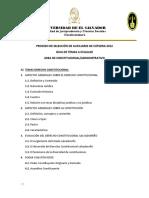 Derecho Civil Contratos - Privado y Procesal