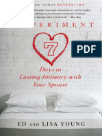 Sexperiment - 7 Days to Lasting Intimacy with Your Spouse.epub