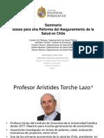f Bases Para Una Reforma Del Aseguramiento de La Salud en Chile Camilo Cid