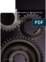 Innovation in Manufacturing