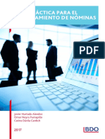 Guia Procesamiento de Nominas Bdo Peru Outsourcing7