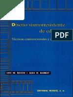 Diseño Sismorresistente de edificios - Luis Bozzo.pdf