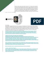 Apa Itu Smartwatch