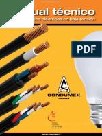 Manual Técnico De Instalaciones Eléctricas En Baja Tensión - CONDUMEX_