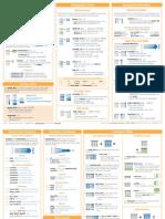 Data Transformation Cheatsheet