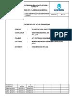 RFQ for Detail Engineering - B