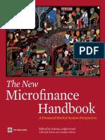 [Biz] Microfinance Handbook