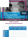 Global NCD Overview