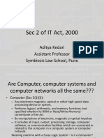 4. Sec 2 of IT Act,2000