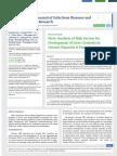 Meta-Analysis of Risk Factors for Development of Liver Cirrhosis in Chronic Hepatitis B Patients