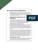 Architecture ESL Lesson