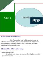 Rameswar CS2032 Data Warehousing and Data Mining Ppt Unit I