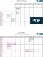 Faculty Time Table