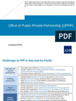Office of Public-Private Partnership (OPPP)