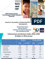 Infrastructure Development through PPP