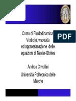 8)Vorticita Viscosita Ridotta