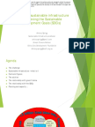 The role of sustainable infrastructure in achieving Sustainable Development Goals (SDGs)