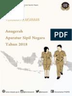 Pedoman Anugrah ASN 2018