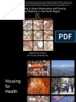 Housing for Health – Understanding the concept and the process