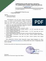 Permintaan Data Capaian Kinerja GTK