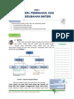 0. Materi dan Pemisahan.doc