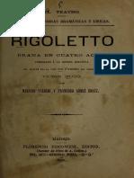Rigoletto Drama