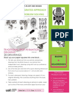 3rd worksheet traditonal one-stop animation