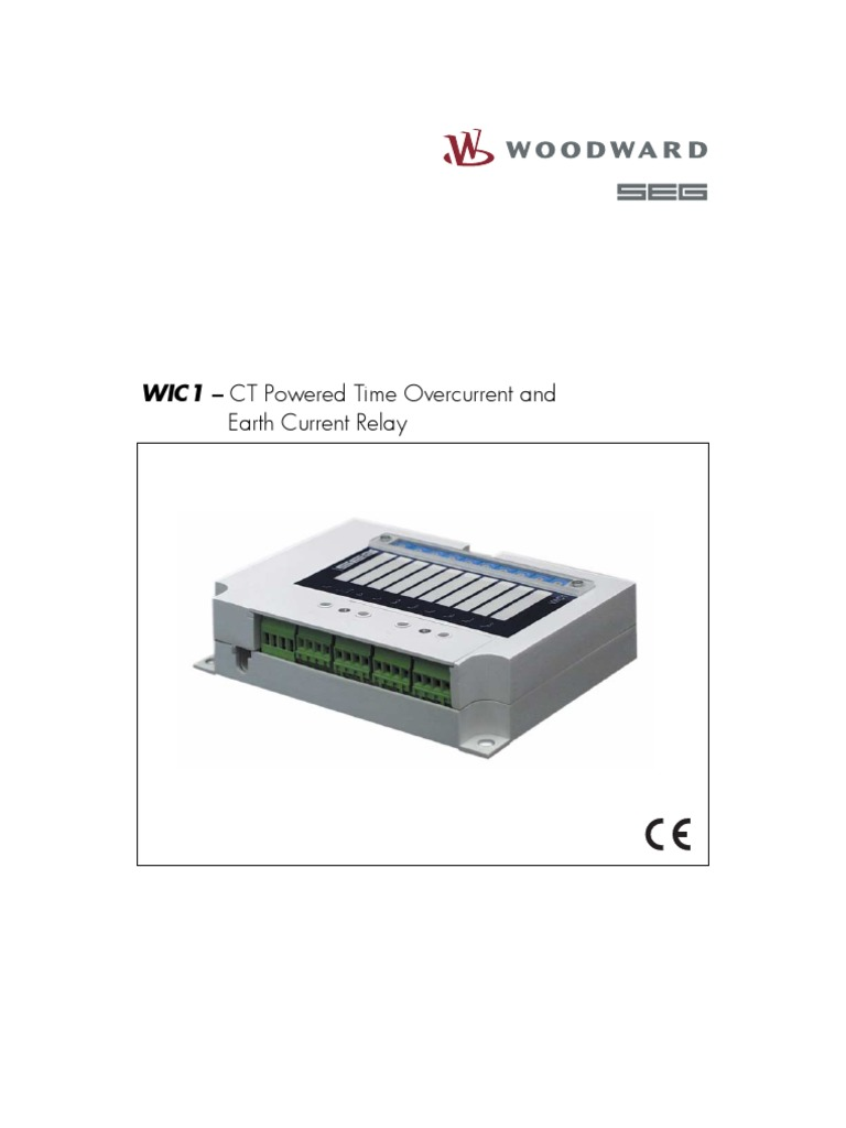 Wic1 E2 Relay Electromagnetic Interference Switch Earth