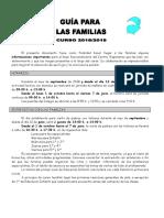 Guía Familias 2018/19