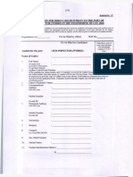 Official BSF Application Form 2018