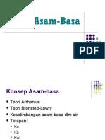 Volumetri - AsamBasa