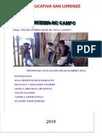 Jean Cuaderno de Campo